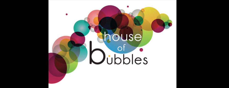 House of Bubbles logo